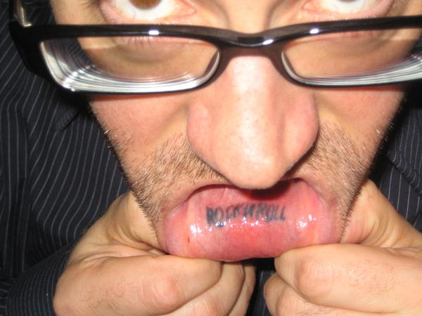 Tattoos Of Lips. lip tattoos. inner lip tattoos