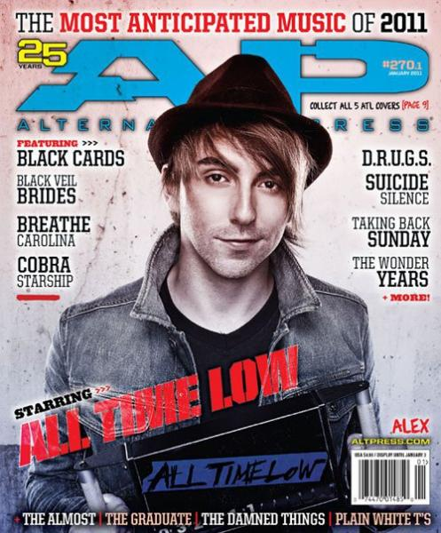 All Time Low - Alex in AP