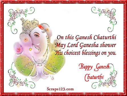 Ganesha Blessings  Image - 2